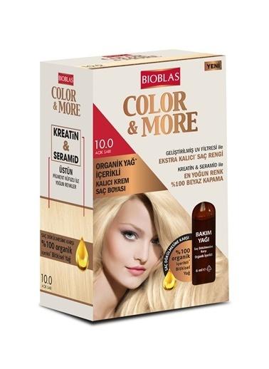 Bioblas Saç Boyası Renkli